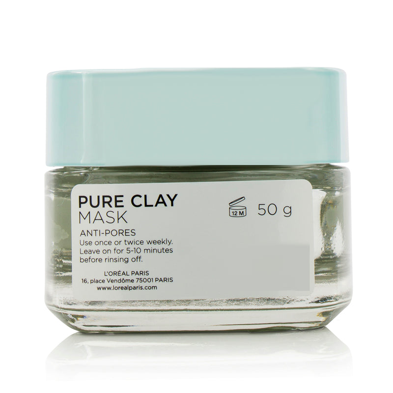 Pure Clay Anti Pores Mask 213012