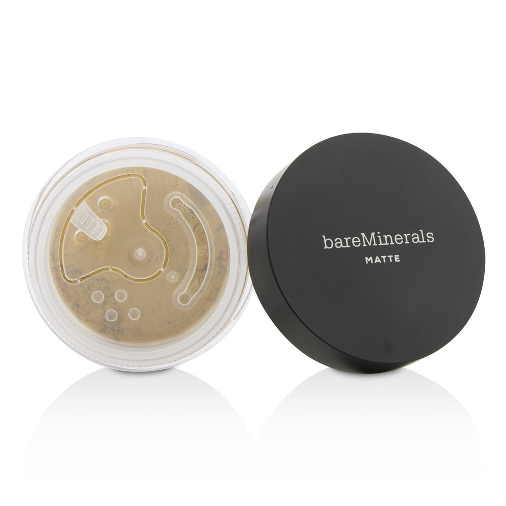 Bare Minerals Matte Foundation Broad Spectrum Spf15   Golden Beige