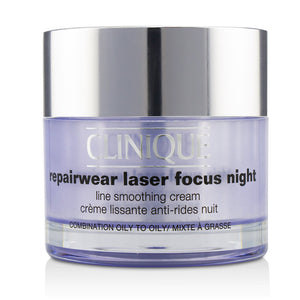 Repairwear Laser Focus Night Line Smoothing Cream   Combination Oily To Oily