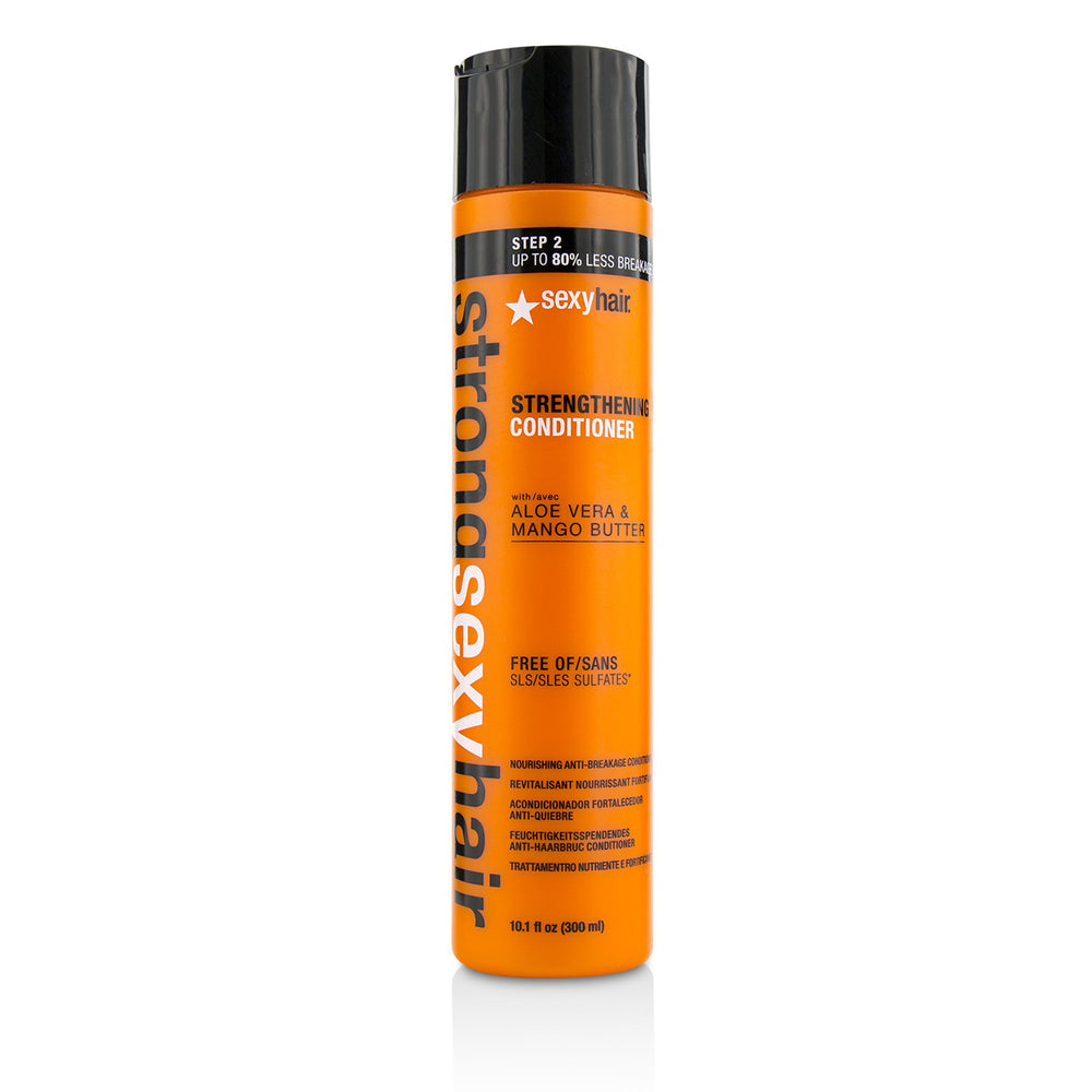 Strong Sexy Hair Strengthening Nourishing Anti Breakage Conditioner 213689