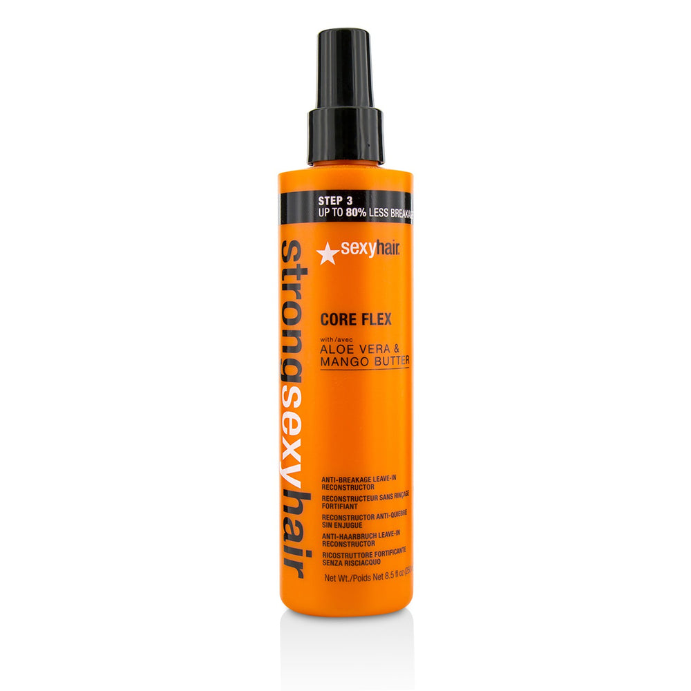 Strong Sexy Hair Core Flex Anti Breakage Leave In Reconstructor 213691