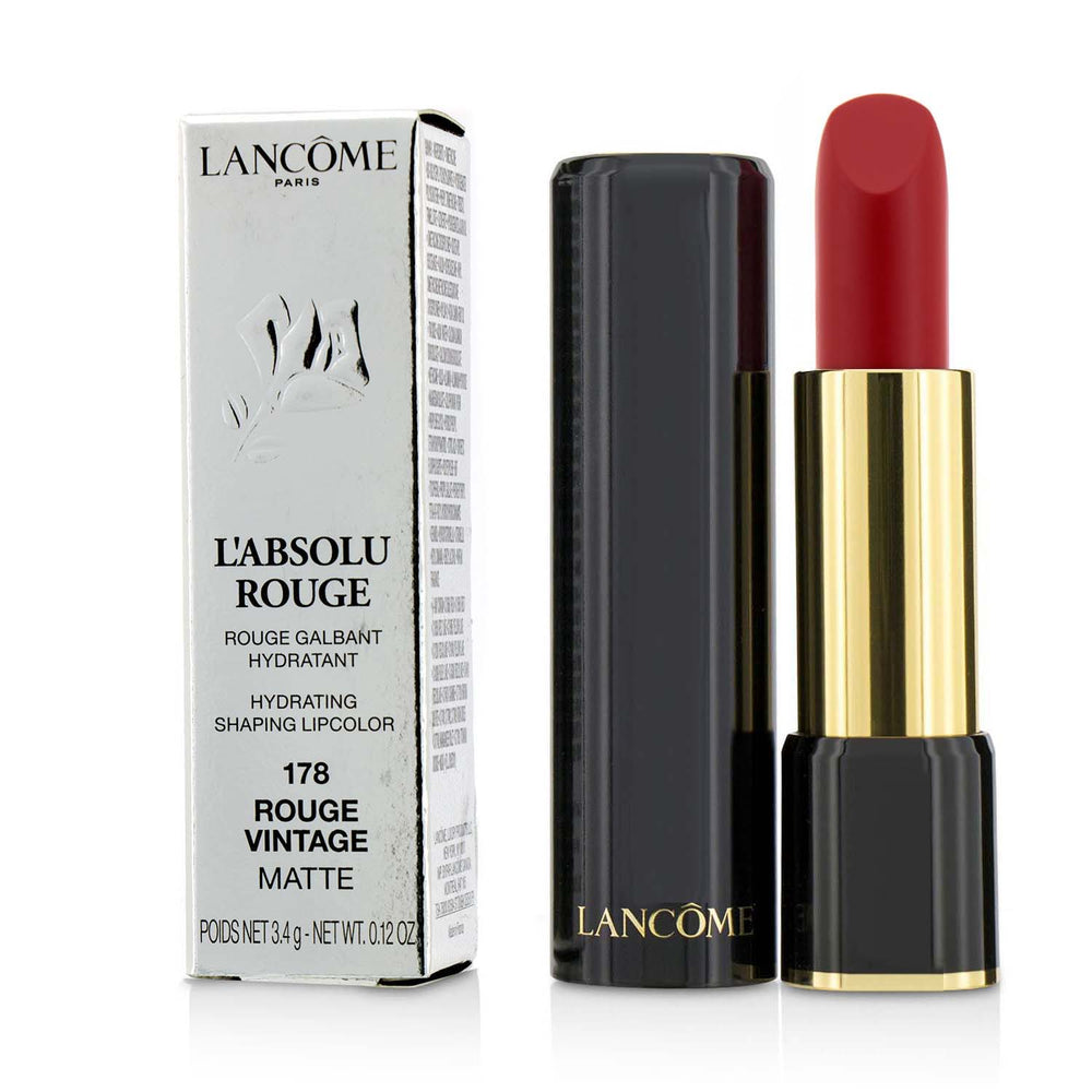 L' Absolu Rouge Hydrating Shaping Lipcolor # 178 Rouge Vintage (Matte) 213879