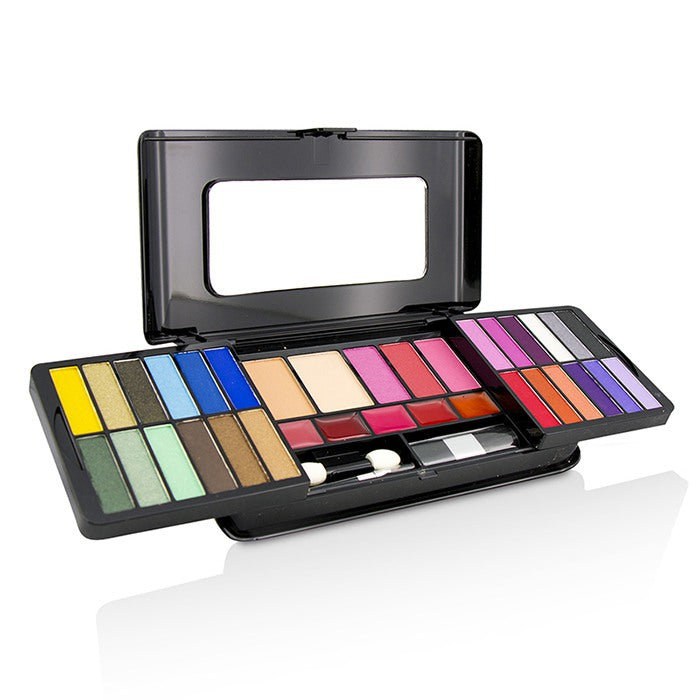 Make Up Kit Deluxe G2215 (24x Eyeshadow, 3x Blusher, 2x Pressed Powder, 5x Lipgloss, 2x Applicator) 214052