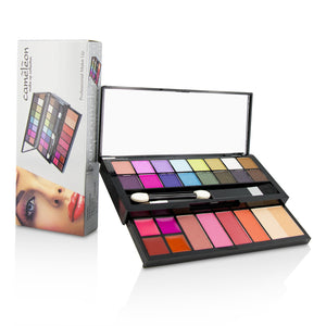 Make Up Kit Deluxe G2219 (16x Eyeshadow, 4x Blusher, 1x Pressed Powder, 4x Lipgloss, 2x Applicator)