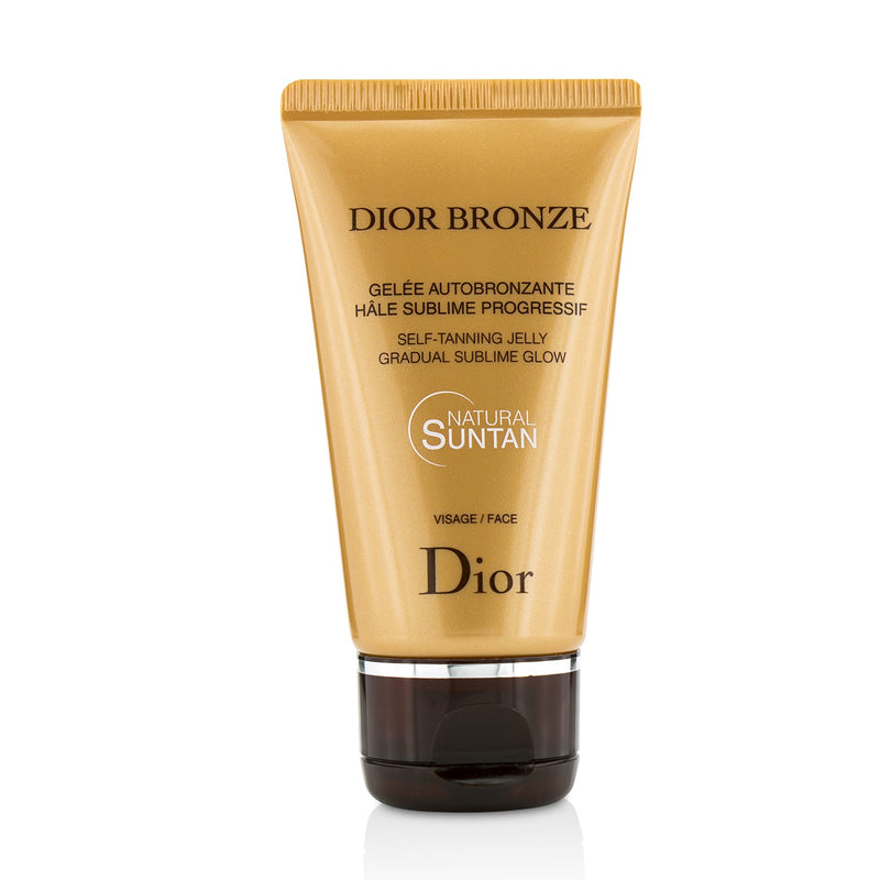 Dior Bronze Self Tanning Jelly Gradual Sublime Glow Face 214602
