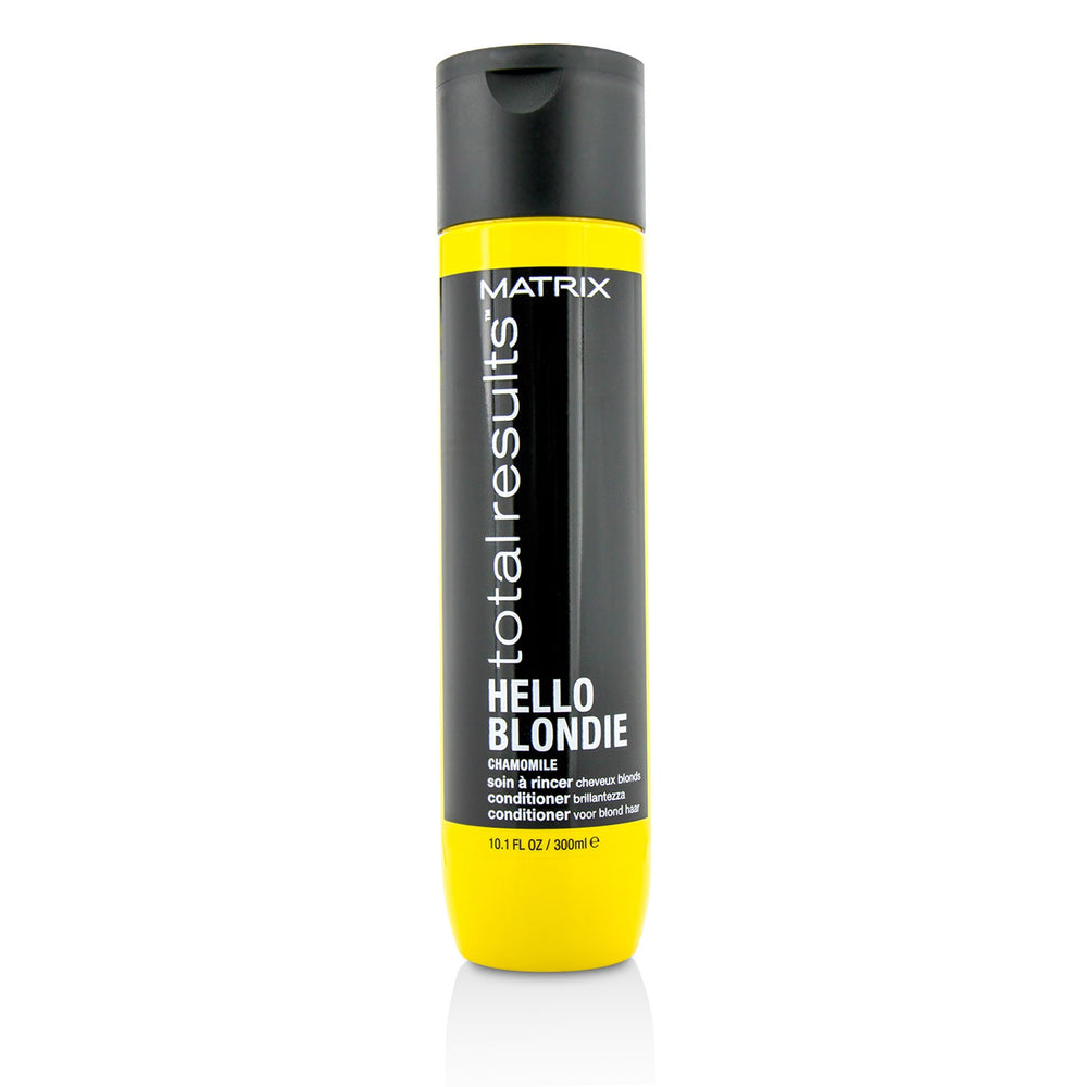 Total Results Hello Blondie Chamomile Conditioner (For Brillance) 214767