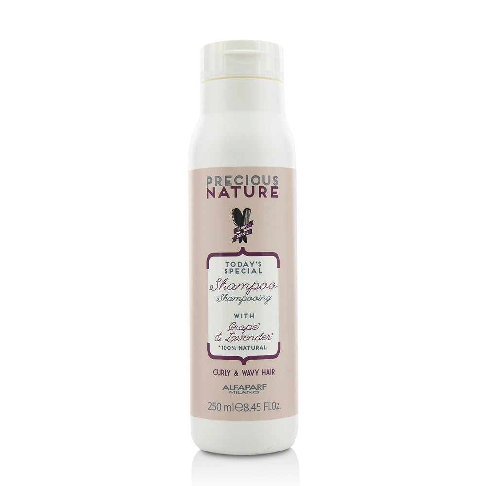 Precious Nature Today's Special Shampoo (For Curly & Wavy Hair) 215188