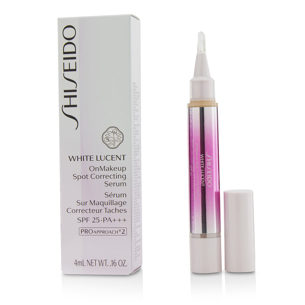 White Lucent On Makeup Spot Correcting Serum Spf 25 Pa+++ # Natural 215222