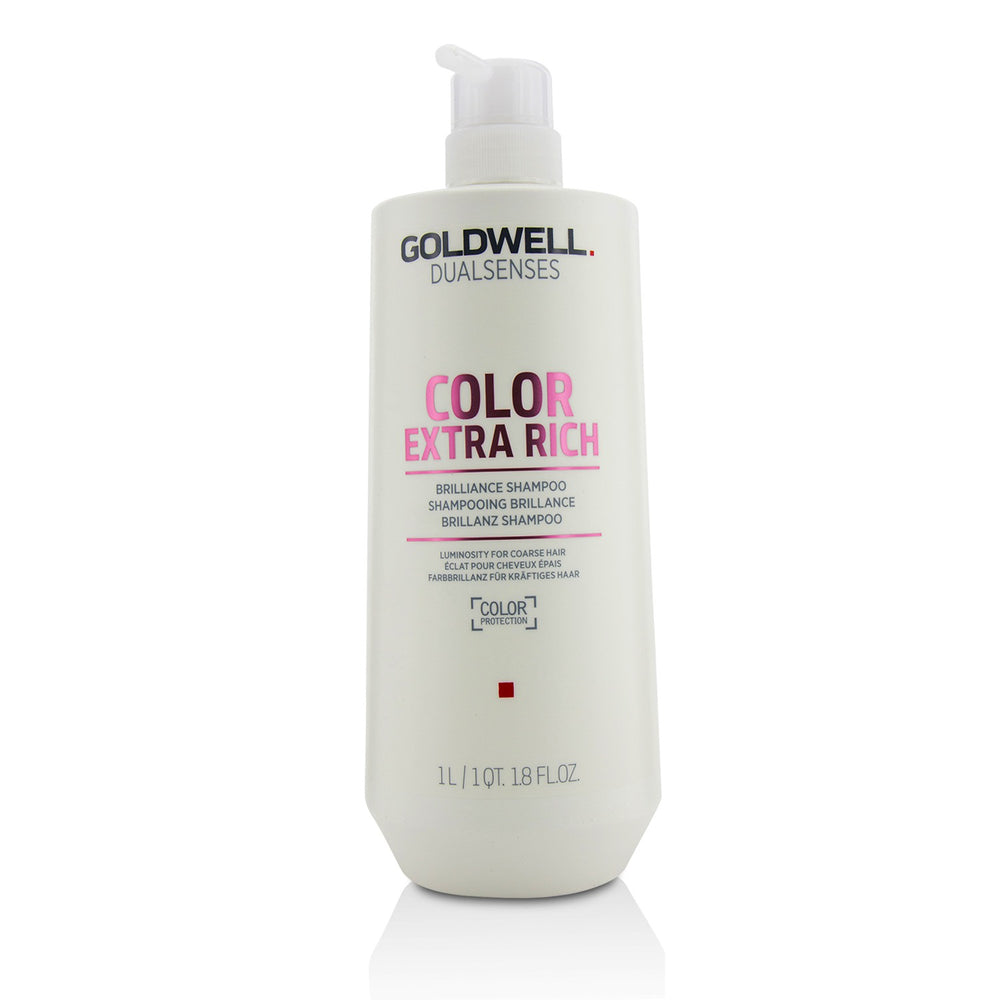 Dual Senses Color Extra Rich Brilliance Shampoo (Luminosity For Coarse Hair)