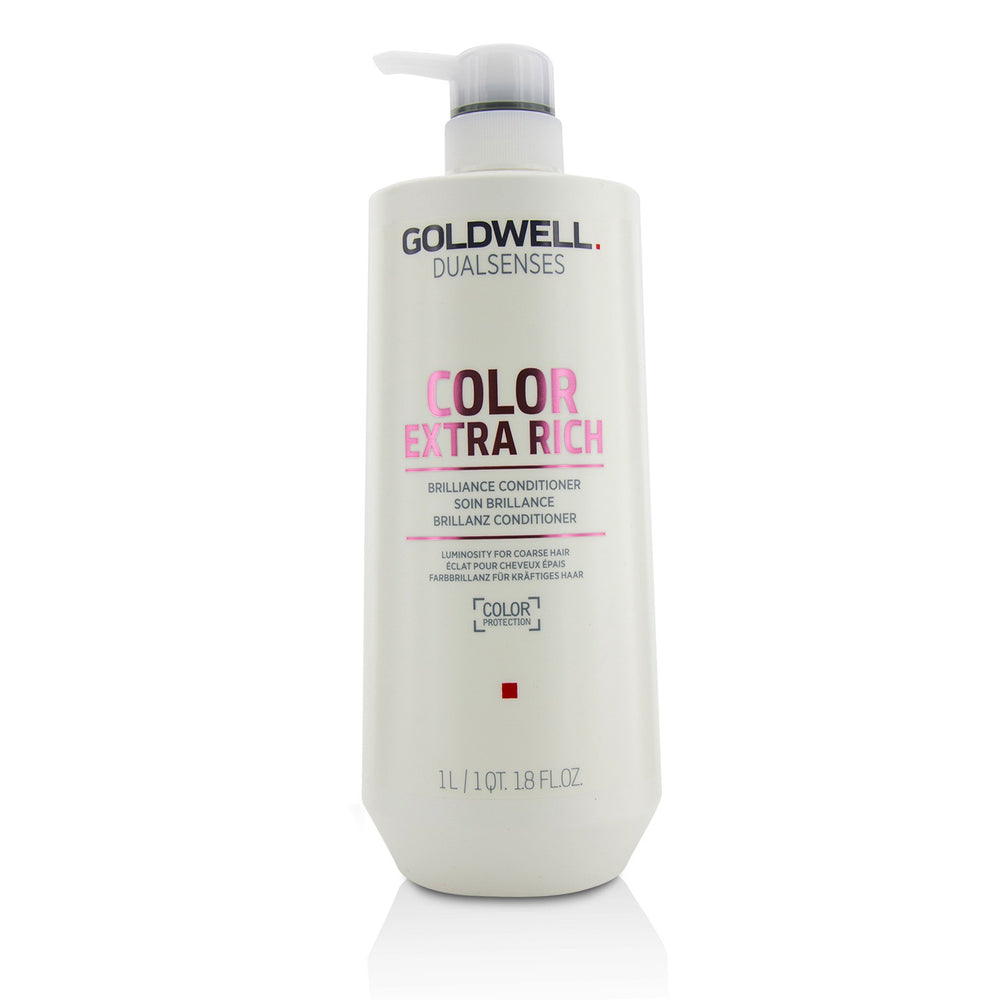 Dual Senses Color Extra Rich Brilliance Conditioner (Luminosity For Coarse Hair)