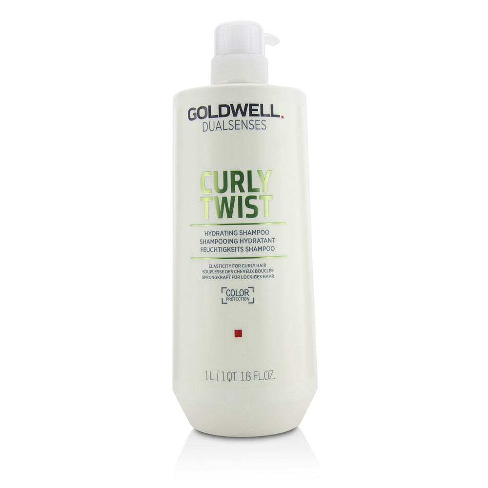 Dual Senses Curly Twist Hydrating Shampoo (Elasticity For Curly Hair)