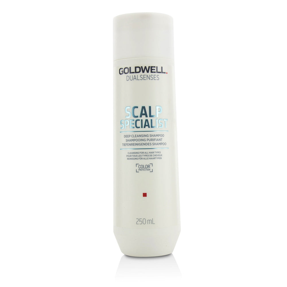 Dual Senses Scalp Specialist Deep Cleansing Shampoo (Cleansing For All Hair Types) 215456