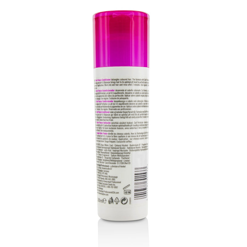 Bc Color Freeze P H 4.5 Perfect Conditioner (For Coloured Hair) 215477