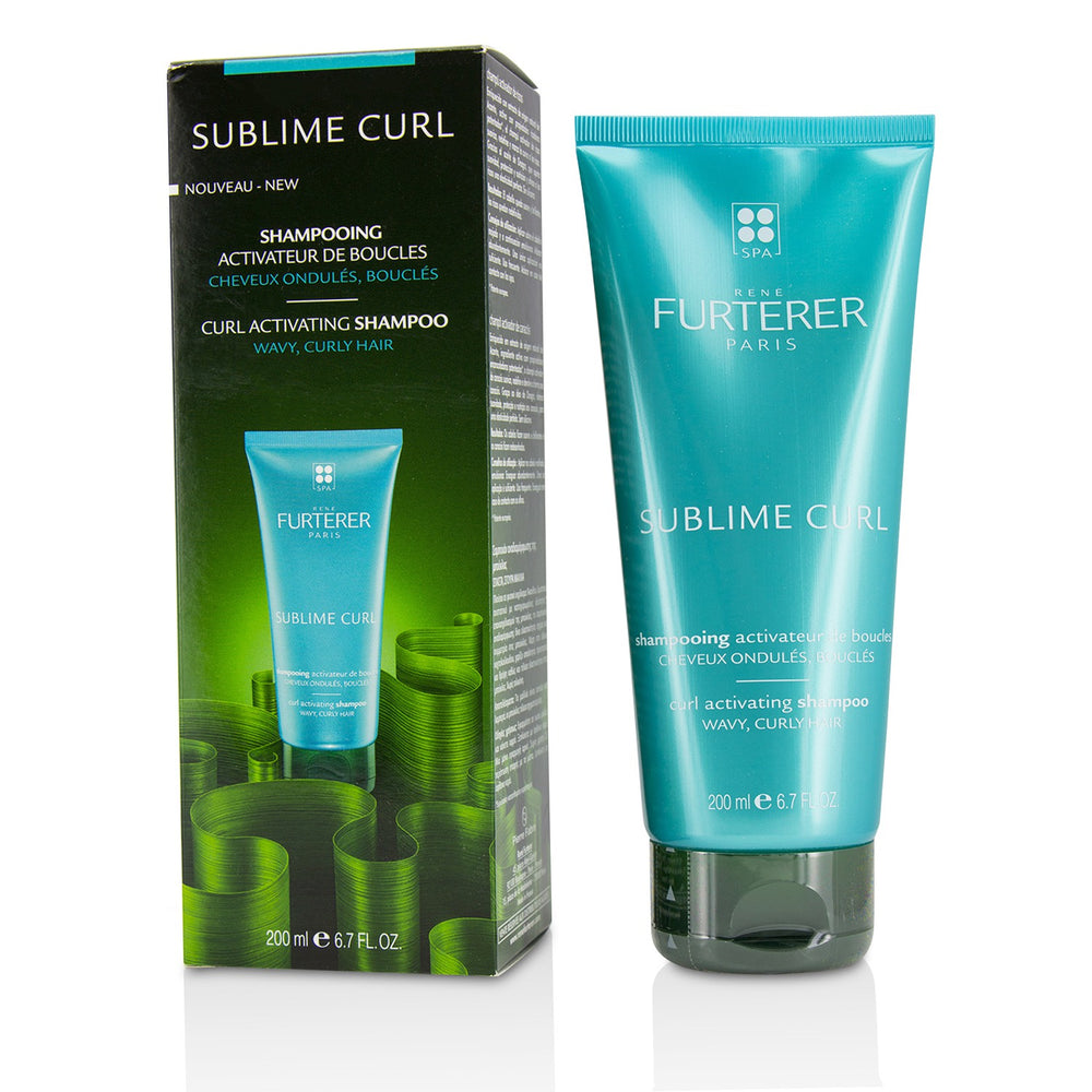 Sublime Curl Curl Activating Shampoo (Wavy, Curly Hair) 215701