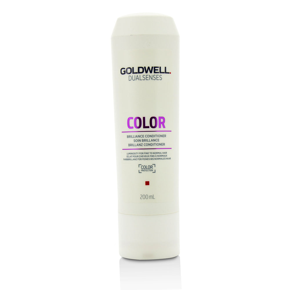 Dual Senses Color Brilliance Conditioner (Luminosity For Fine To Normal Hair) 215846