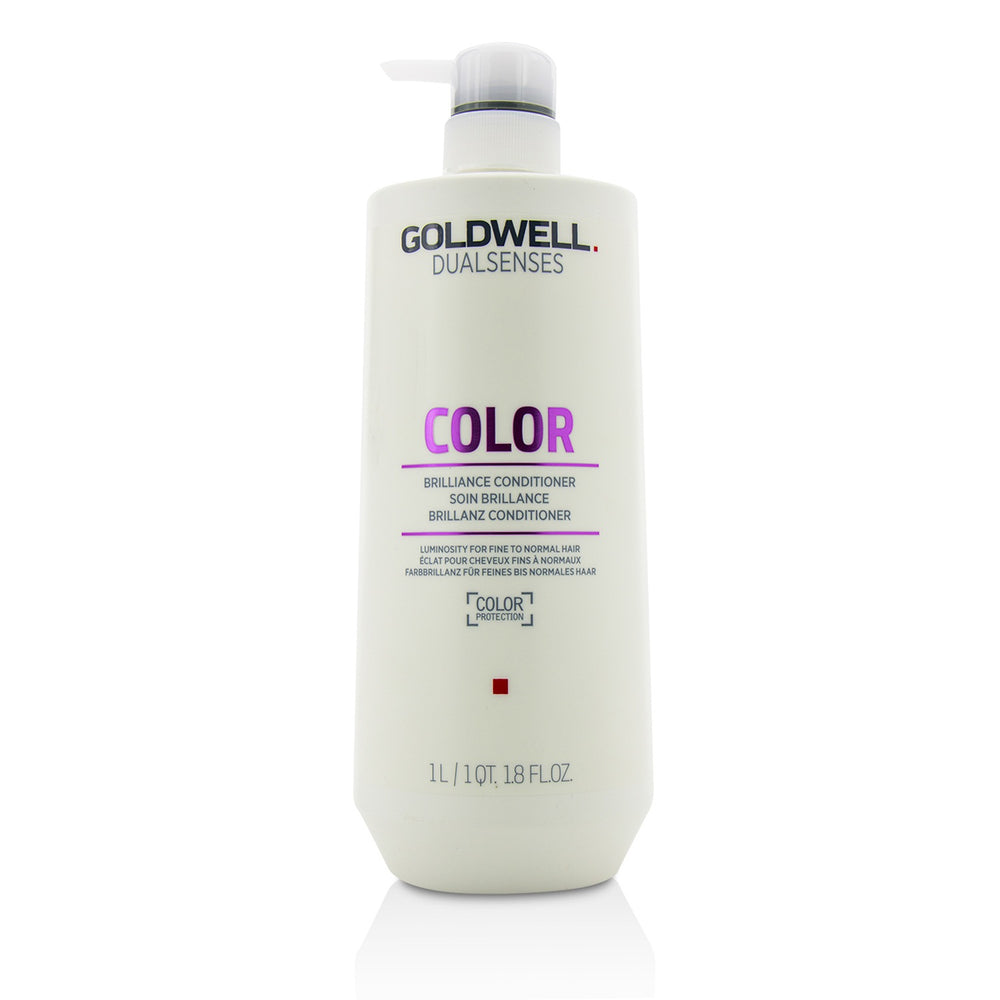 Dual Senses Color Brilliance Conditioner (Luminosity For Fine To Normal Hair)