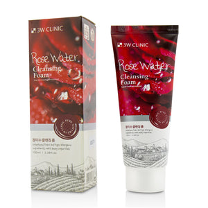 Load image into Gallery viewer, Cleansing Foam Rose Water 215853