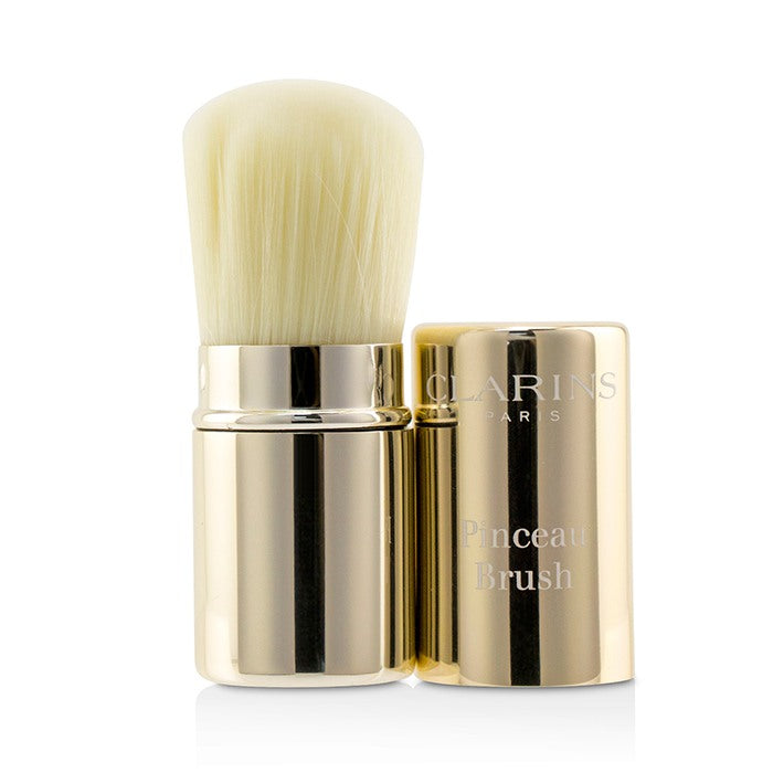 Skin Illusion Mineral & Plant Extracts Loose Powder Foundation (With Brush) (New Packaging) # 112 Amber 216004