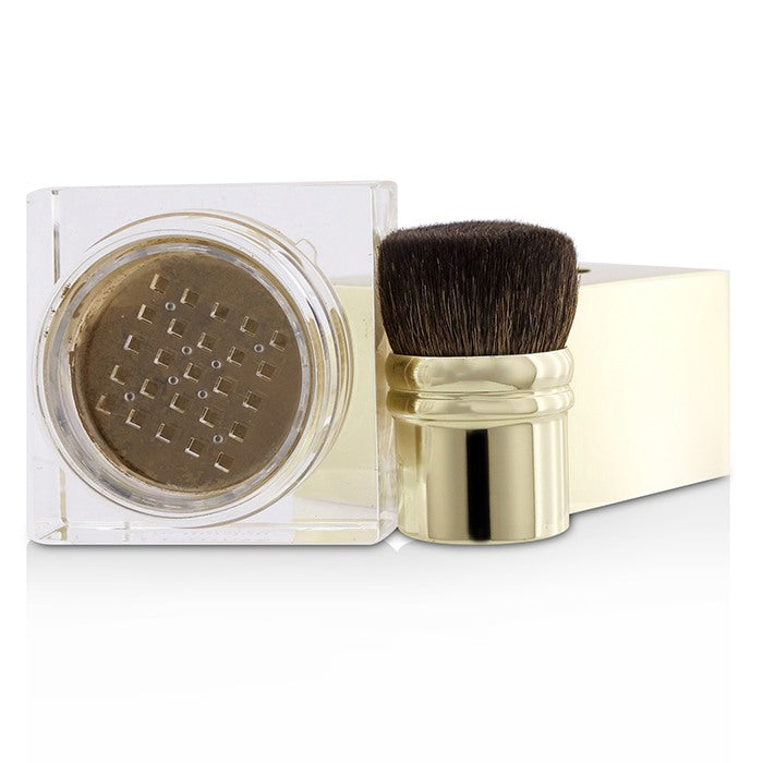 Skin Illusion Mineral & Plant Extracts Loose Powder Foundation (With Brush) (New Packaging) - # 114 Cappuccino - Clarins - Frenshmo