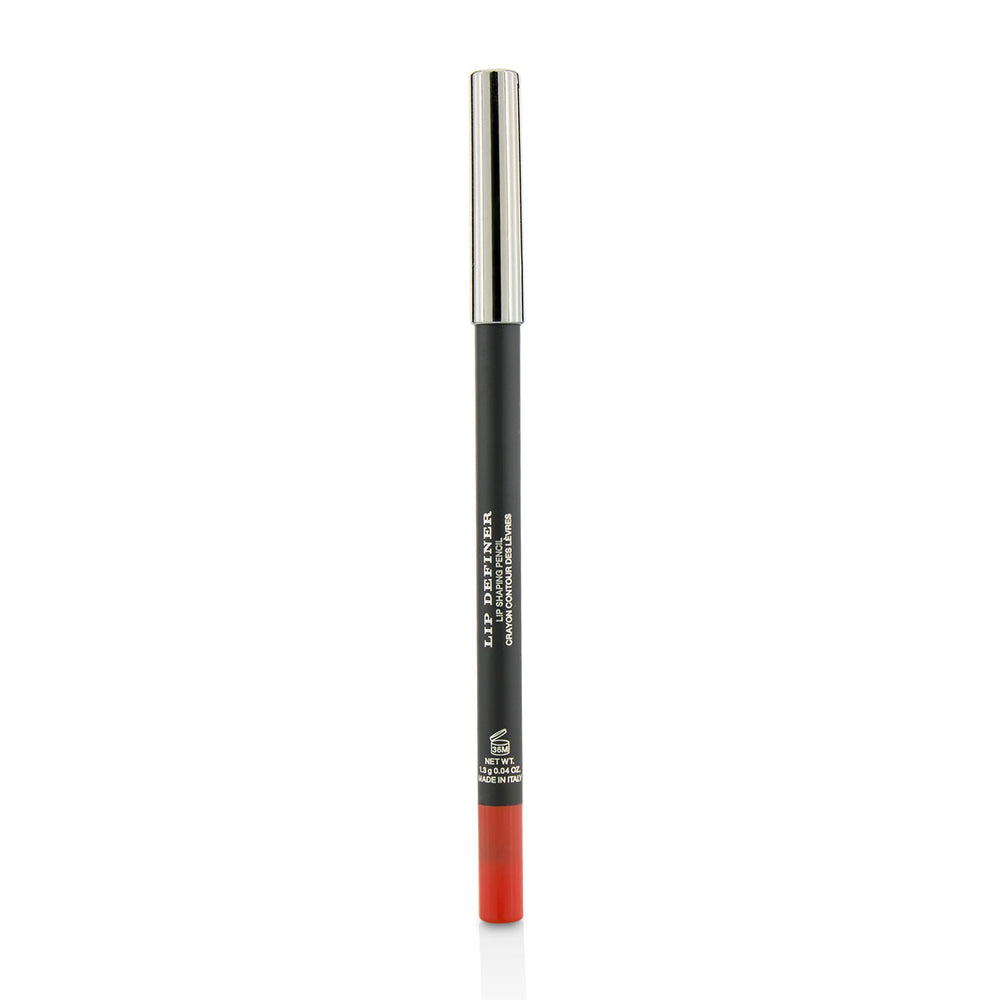 Lip Definer Lip Shaping Pencil With Sharpener # No. 09 Military Red 216289