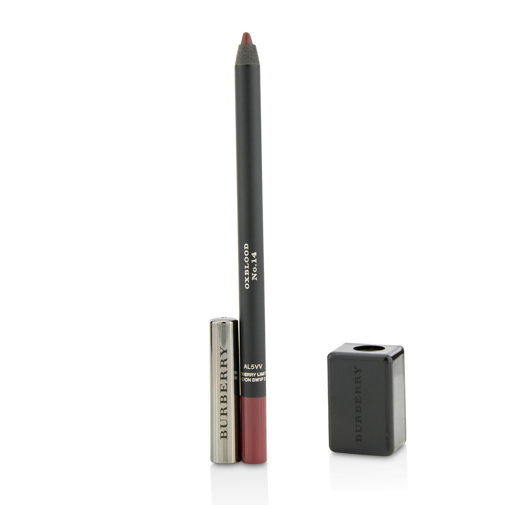 Lip Definer Lip Shaping Pencil With Sharpener # No. 14 Oxblood 216291