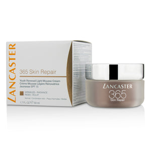 365 Skin Repair Youth Renewal Light Mousse Cream Spf15 Normal / Combination Skin 216936