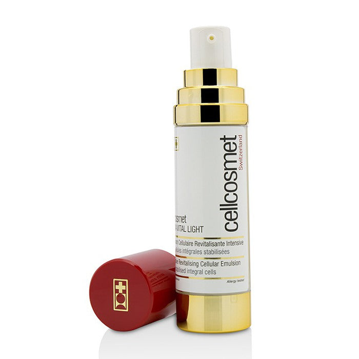 Load image into Gallery viewer, Cellcosmet Ultra Vital Light Intensive Revitalising Cellular Emulsion