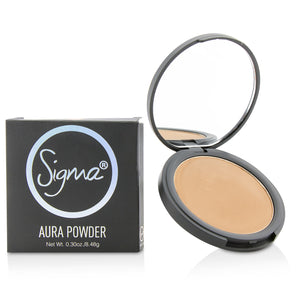 Aura Powder Blush   # In The Saddle
