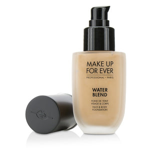 Water Blend Face & Body Foundation # R370 (Medium Beige) 217301