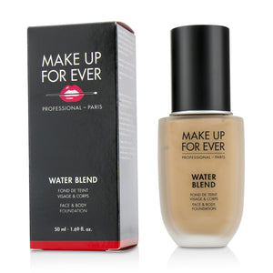Load image into Gallery viewer, Water Blend Face & Body Foundation # R370 (Medium Beige) 217301