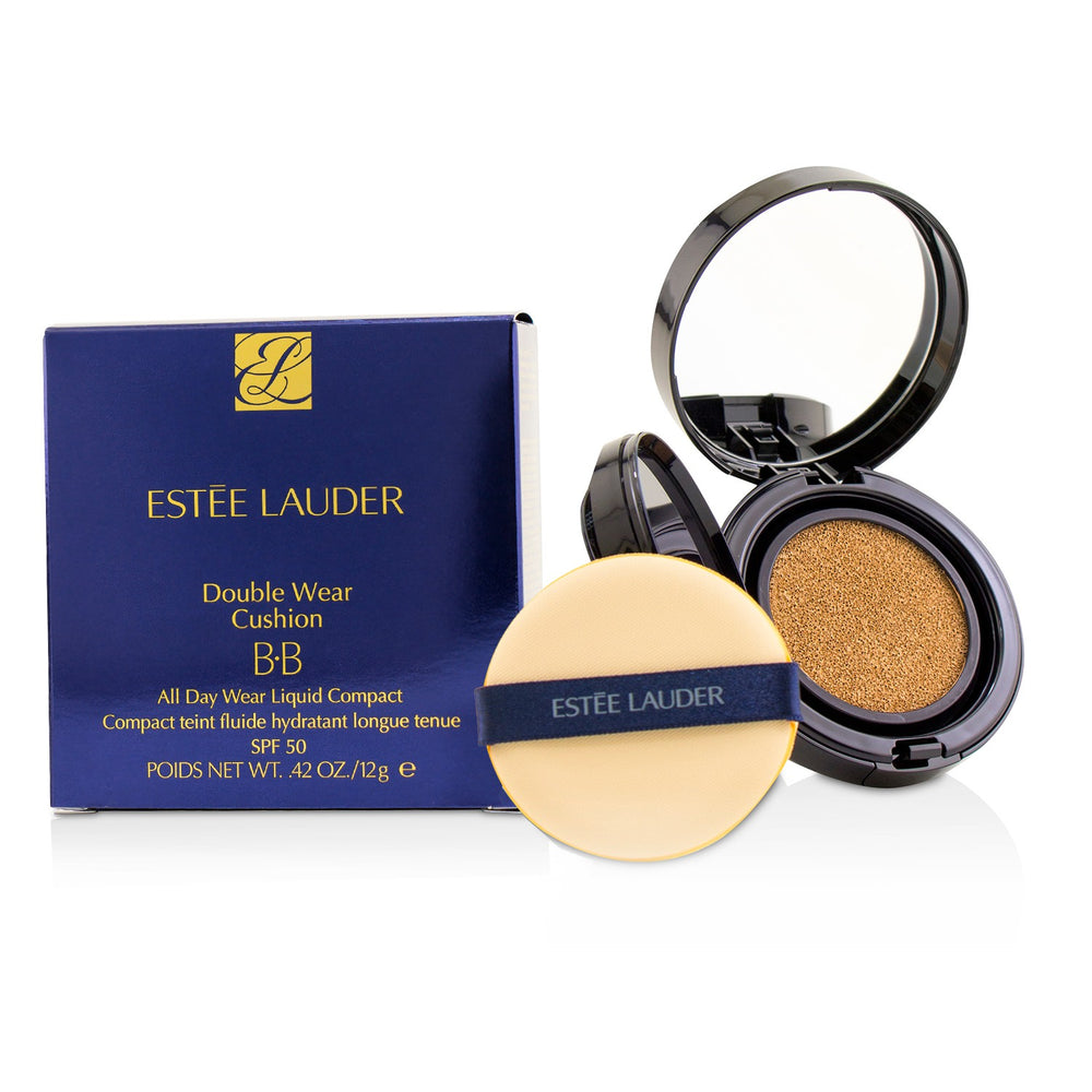 Load image into Gallery viewer, Double Wear Cushion Bb All Day Wear Liquid Compact Spf 50   # 2 C2 Pale Almond