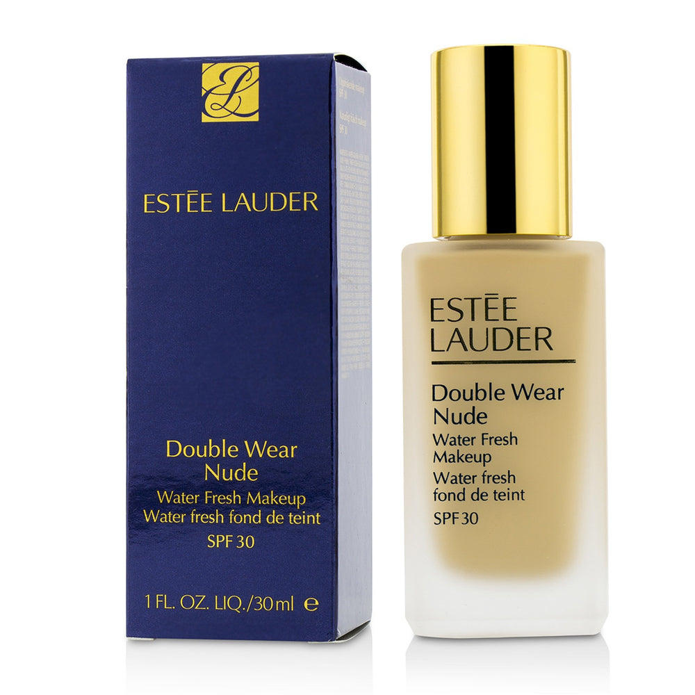 Load image into Gallery viewer, Double Wear Nude Water Fresh Makeup Spf 30 # 1 W2 Sand 217804