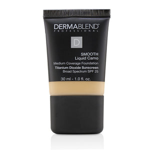 Smooth Liquid Camo Foundation Spf 25 (Medium Coverage)   Cream (10 N)