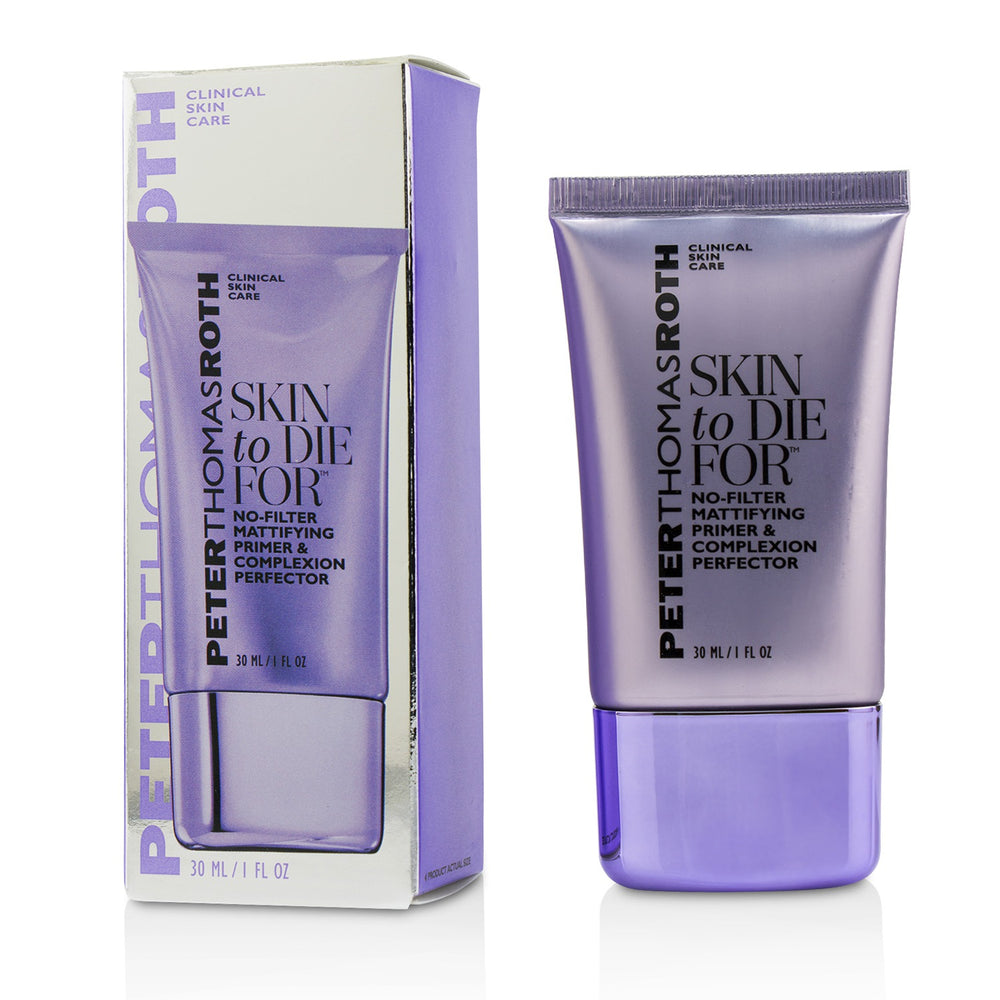 Skin to Die For No Filter Mattifying Primer & Complexion Perfector - Peter Thomas Roth - Frenshmo
