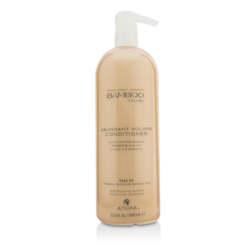 Bamboo Volume Abundant Volume Conditioner (For Strong, Thick, Full Bodied Hair) 217883