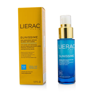 Load image into Gallery viewer, Sunissime Global Anti Aging Sos Repairing Serum For Face & Decollete
