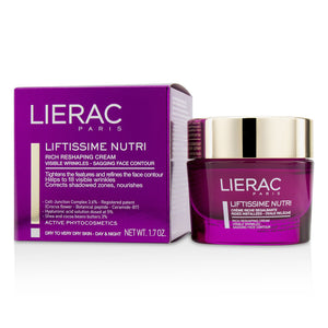 Liftissime Nutri Rich Reshaping Cream (For Dry To Very Dry Skin) 217989