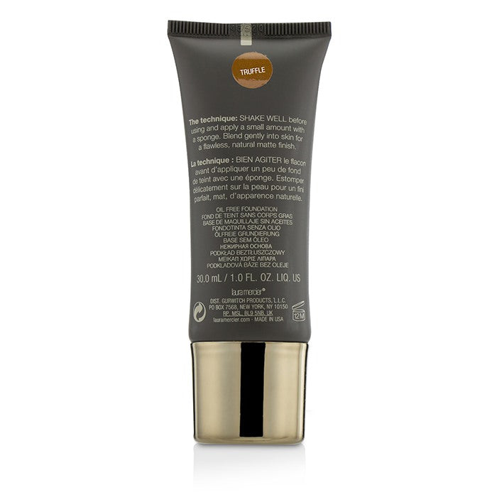 Silk Creme Oil Free Photo Edition Foundation   #Truffle
