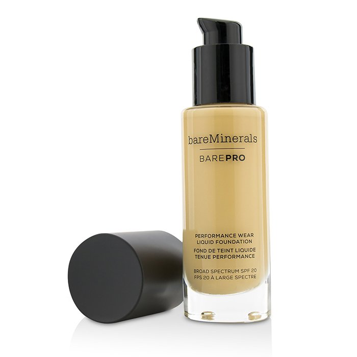 Bare Pro Performance Wear Liquid Foundation Spf20 # 14 Silk 218163