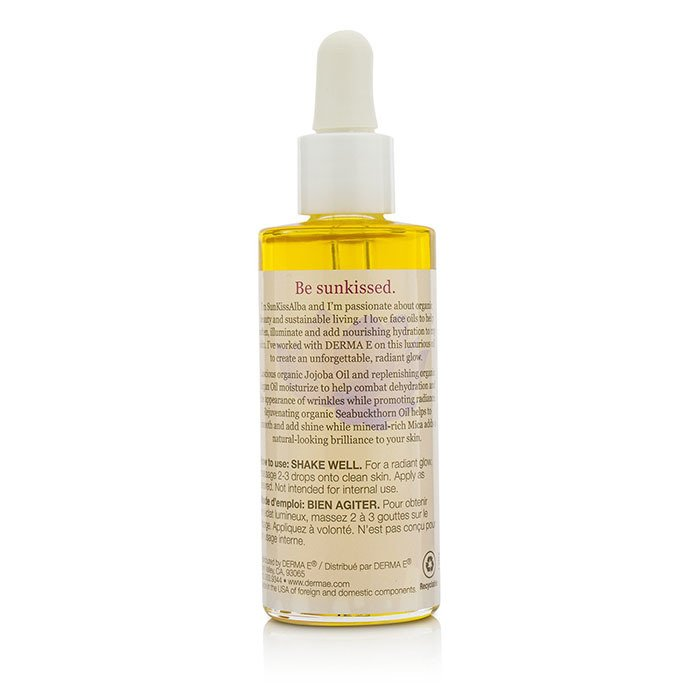 Essentials Radiant Glow Face Oil By Sun Kiss Alba