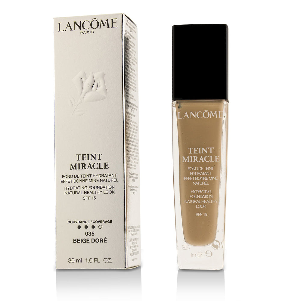Teint Miracle Hydrating Foundation Natural Healthy Look Spf 15 # 035 Beige Dore 218687