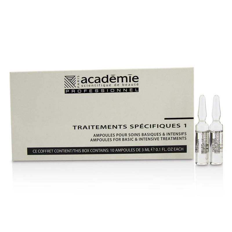 Specific Treatments 1 Ampoules Integral Cells Extracts Salon Product 218919