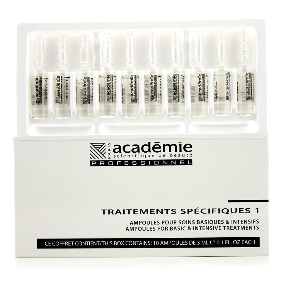 Specific Treatments 1 Ampoules Royal Jelly Salon Product 218922