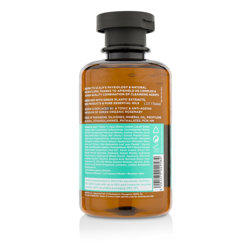 Oily Roots & Dry Ends Shampoo With Nettle & Propolis 219087