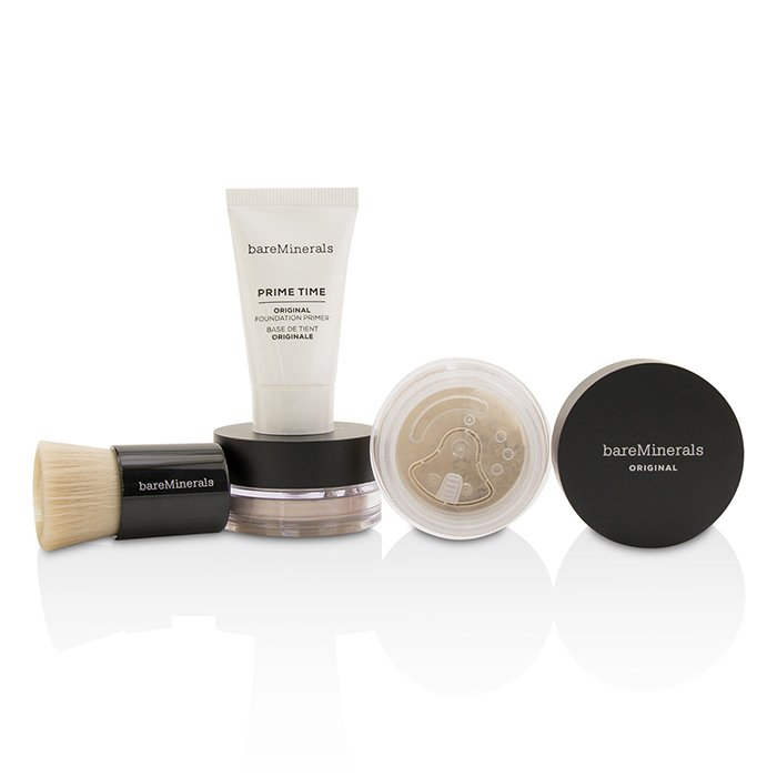 Get Started Mineral Foundation Kit # 07 Golden Ivory 219148