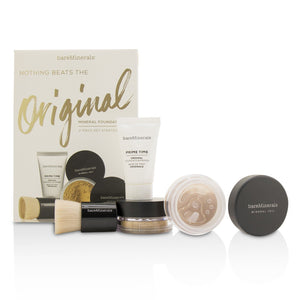 Get Started Mineral Foundation Kit # 13 Golden Beige 219149