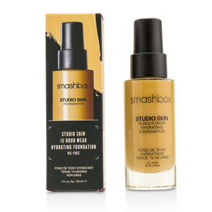 Studio Skin 15 Hour Wear Hydrating Foundation # 2.25 (Light Medium With Cool Undertone + Hints Of Peach) 219481