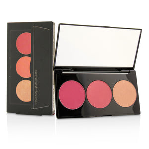 L.A. Lights Blush & Highlight Palette #Pacific Coast Pink 219536