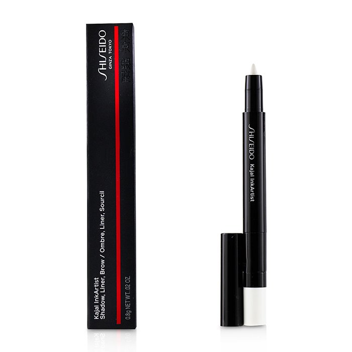 Load image into Gallery viewer, Kajal Ink Artist (Shadow, Liner, Brow) # 10 Kabuki White (White) 219566