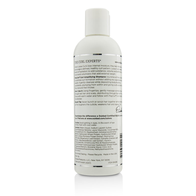 Play Curl Curl Amplifying Shampoo (Loose Curls) 219750
